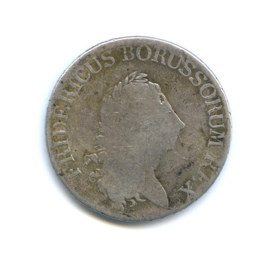 1 талер - Фридрих Вильгельм II (Пруссия) 1786 года
