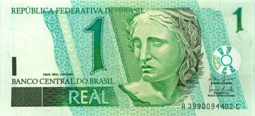 1 реал (Бразилия)