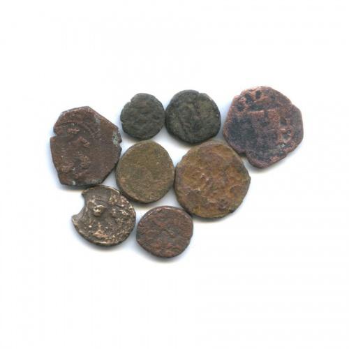 Набор античных монет