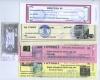 Набор векселей, сертификатов (Россия)