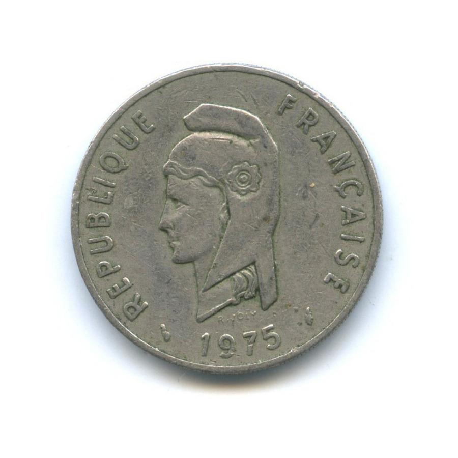 100 франков, Французская Территория Афаров иИсса 1975 года