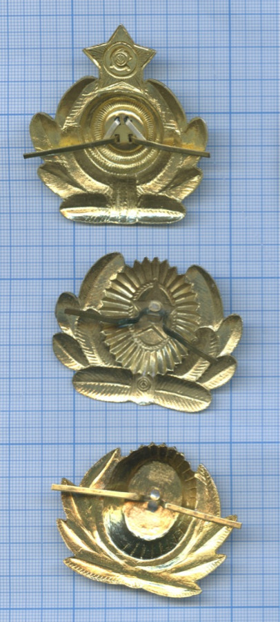 Набор кокард (СССР)