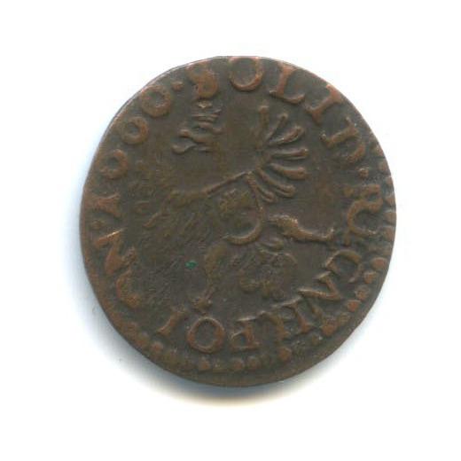 3 солида - ЯнКазимир, Великое Польское Княжество 1660 года