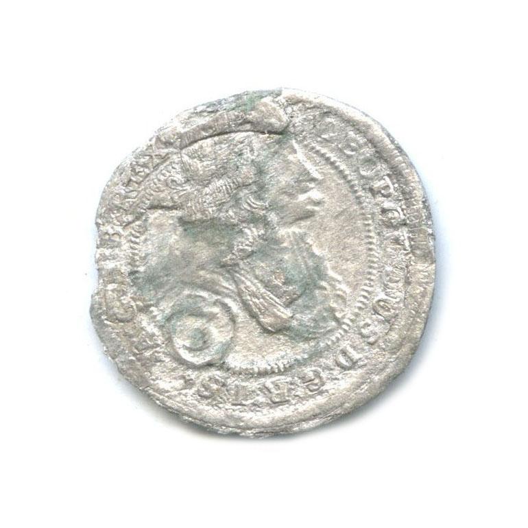 Трояк - Леопольд (Австро-Венгрия) 1696 года