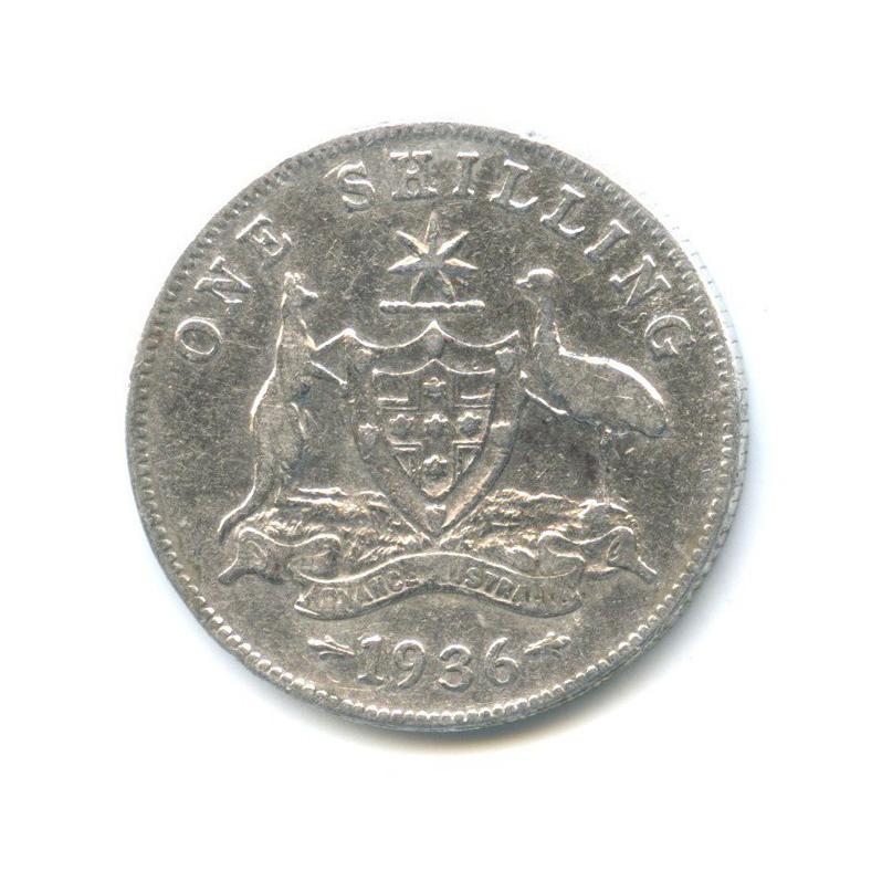 1 шиллинг 1936 года (Австралия)