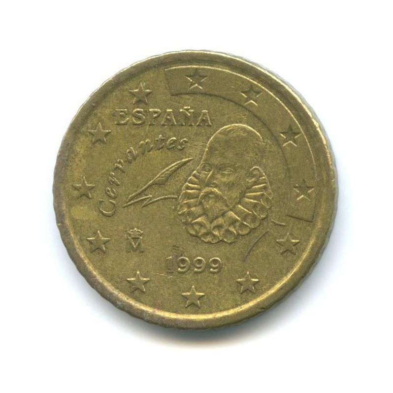 50 центов 1999 года (Испания)