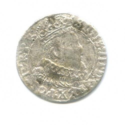 Грош гданьский 1626 года (Польша)