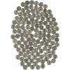 Набор монет 5 копеек (150 шт) (Россия)