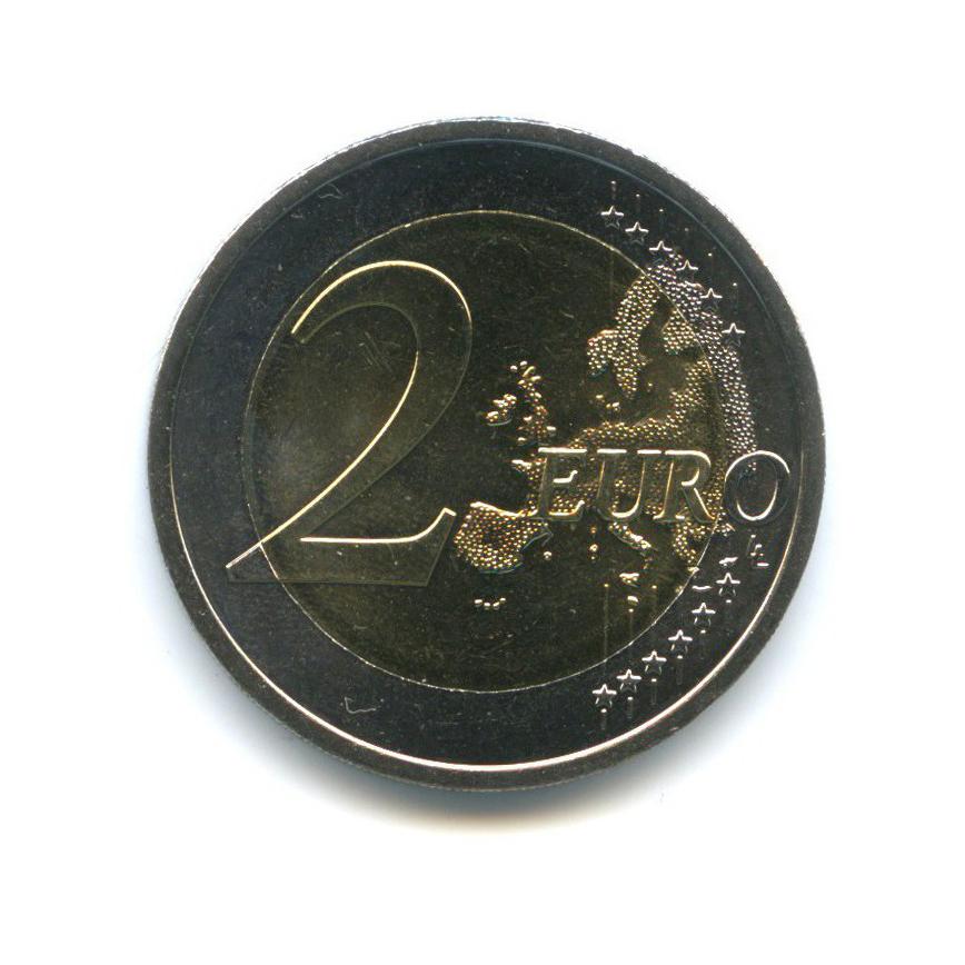 2 евро - 10 лет вступлению Республики Словакия вЕвросоюз 2014 года (Словакия)