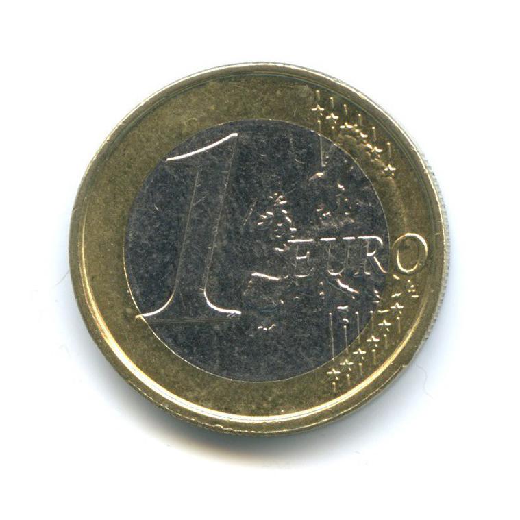 1 евро 2009 года (Бельгия)