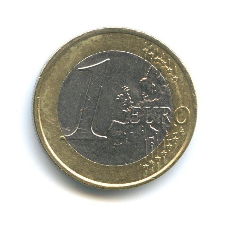 1 евро 2008 года (Мальта)