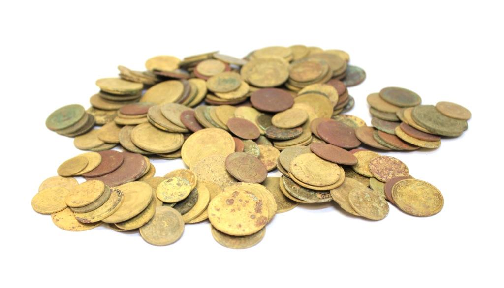 Набор монет СССР (236 шт.) (СССР)