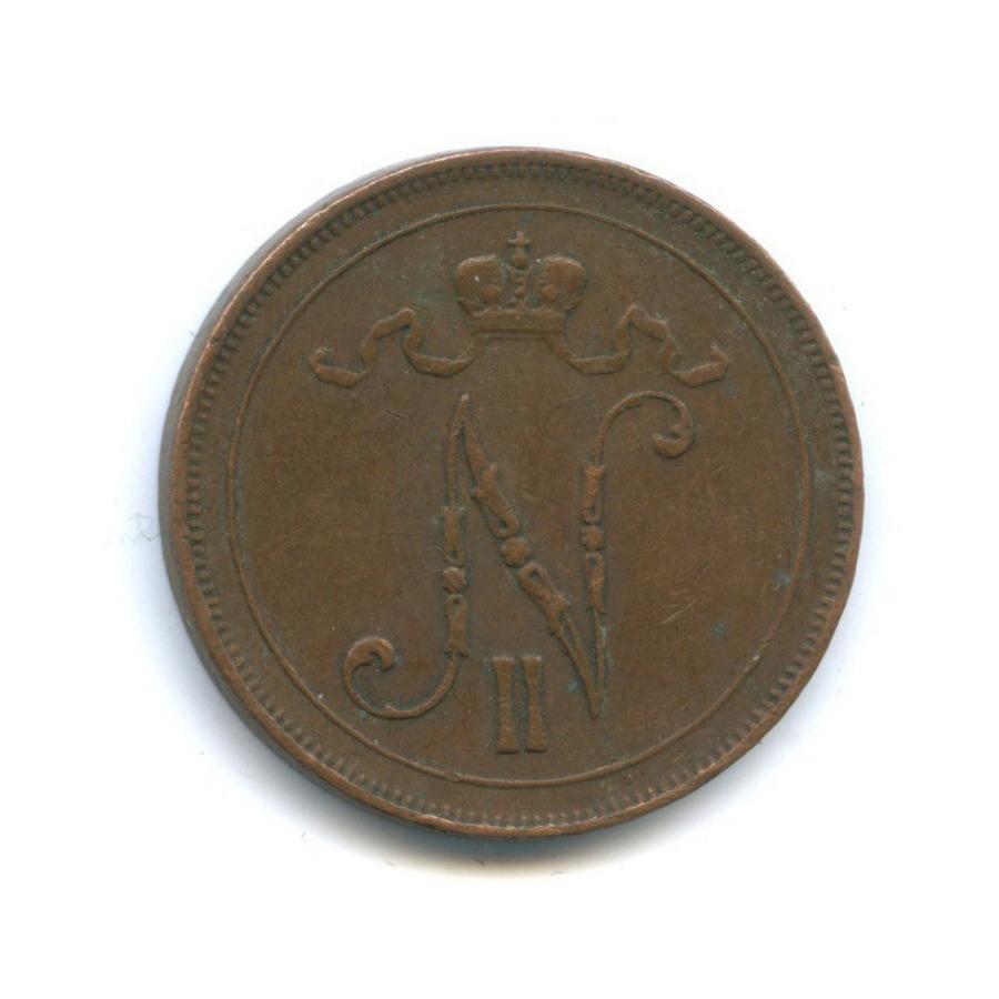 10 пенни 1916 года (Российская Империя)