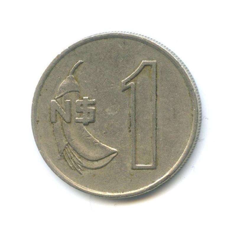 1 новый песо 1980 года (Уругвай)