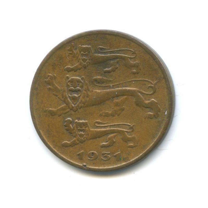 5 сентов 1931 года (Эстония)