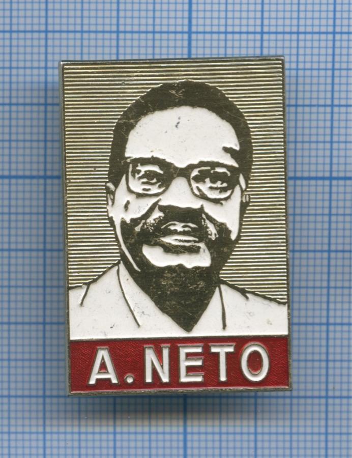 Значок «A. Neto»