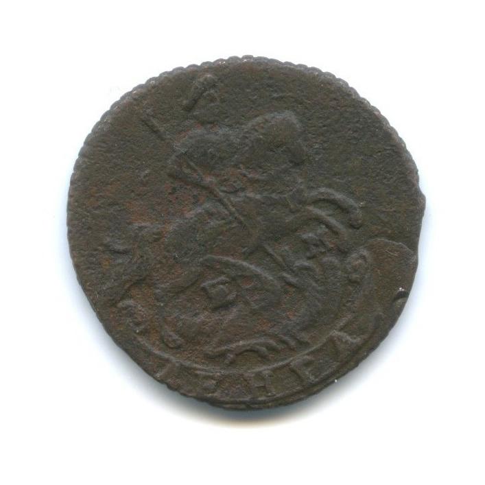 Денга (1/2 копейки) 1775 года ЕМ (Российская Империя)