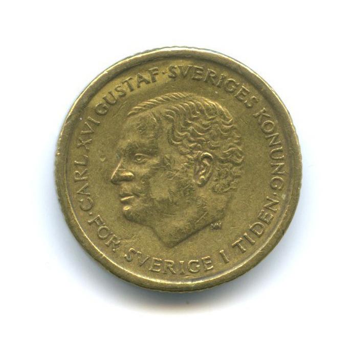 10 крон 1992 года (Швеция)