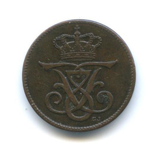 1 эре 1909 года (Дания)