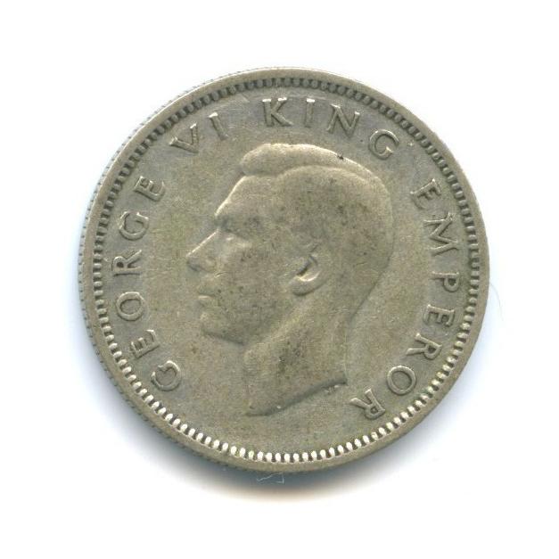 6 пенсов 1937 года (Новая Зеландия)