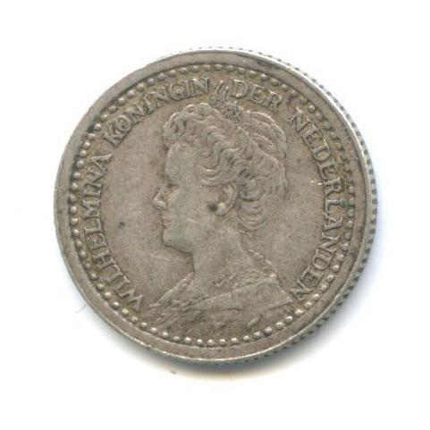 10 центов 1919 года (Нидерланды)