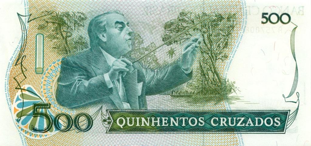 500 крузадо (Бразилия)