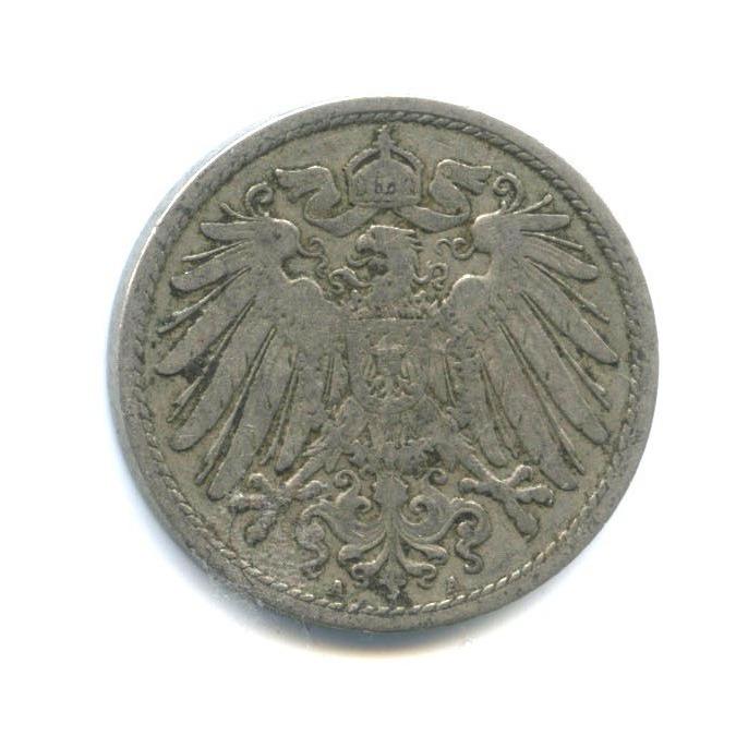 10 пфеннигов 1900 года A (Германия)