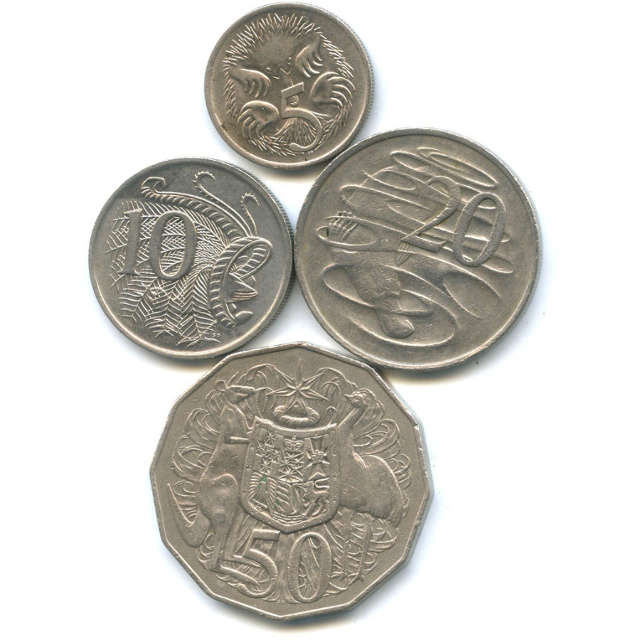 Набор монет (Австралия)