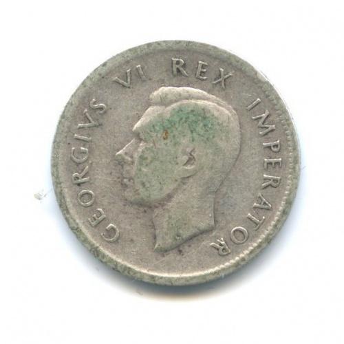 6 пенсов 1942 года (ЮАР)