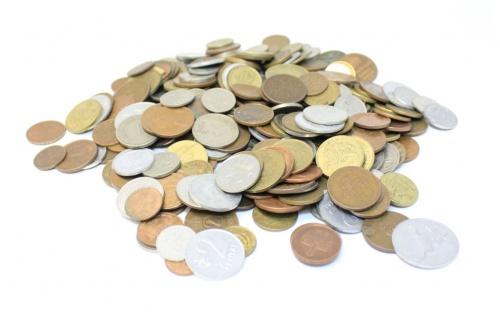 Набор монет - разные страны (279 шт.)