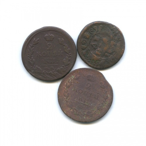 Набор монет Российской Империи (Российская Империя)
