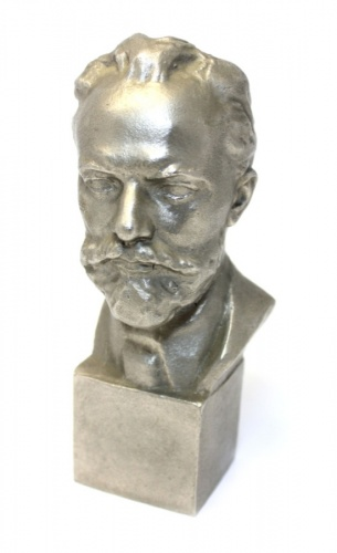 Бюст «П.И. Чайковский» (17 см)