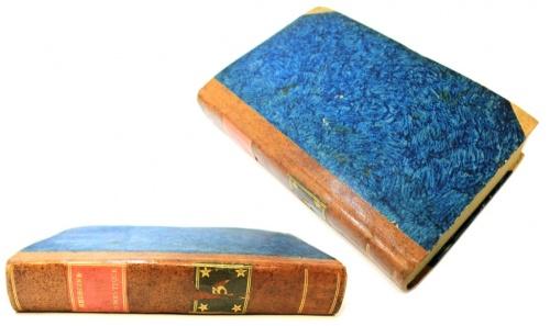 Книга «Отечественная медицина», том 3, Париж, 595 стр 1789 года (Франция)