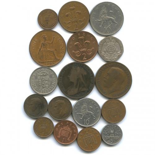 Набор монет (Великобритания)