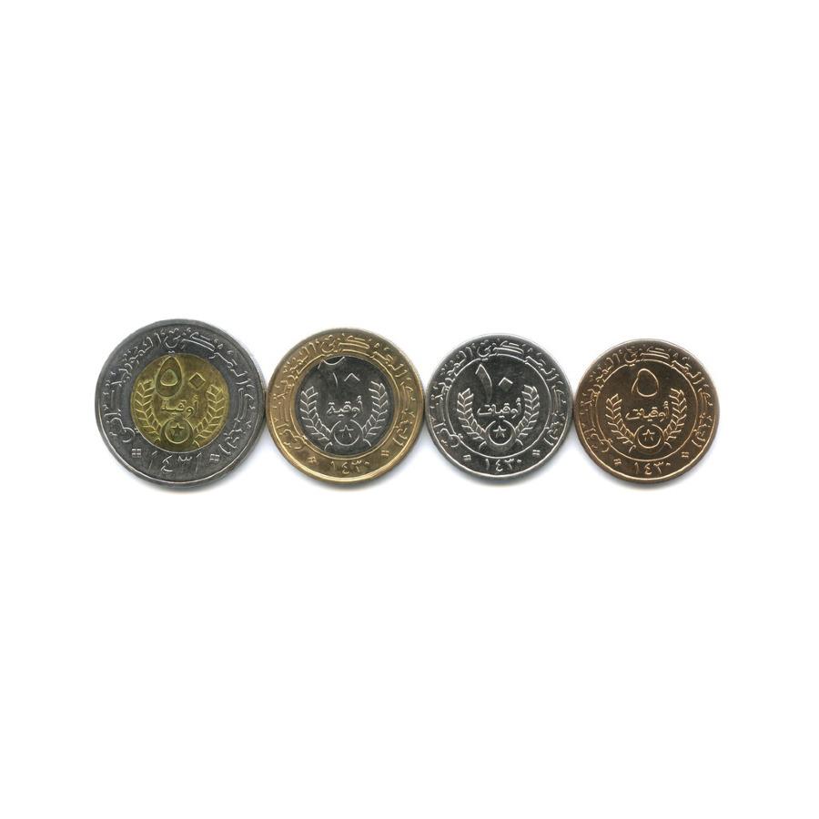 Набор монет, Мавритания 2009, 2010