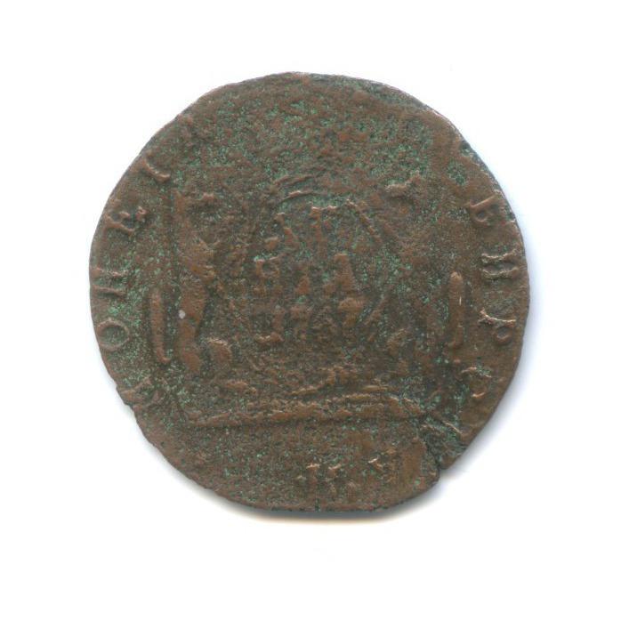 Денга (1/2 копейки) 1767 года КМ (Российская Империя)