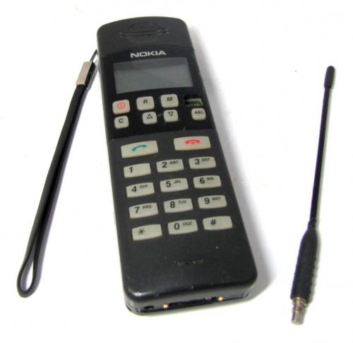 Мобильный телефон Nokia, 17 см