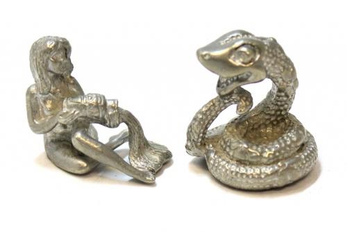 Набор фигурок (металл, 2,3 см, 2,6 см)