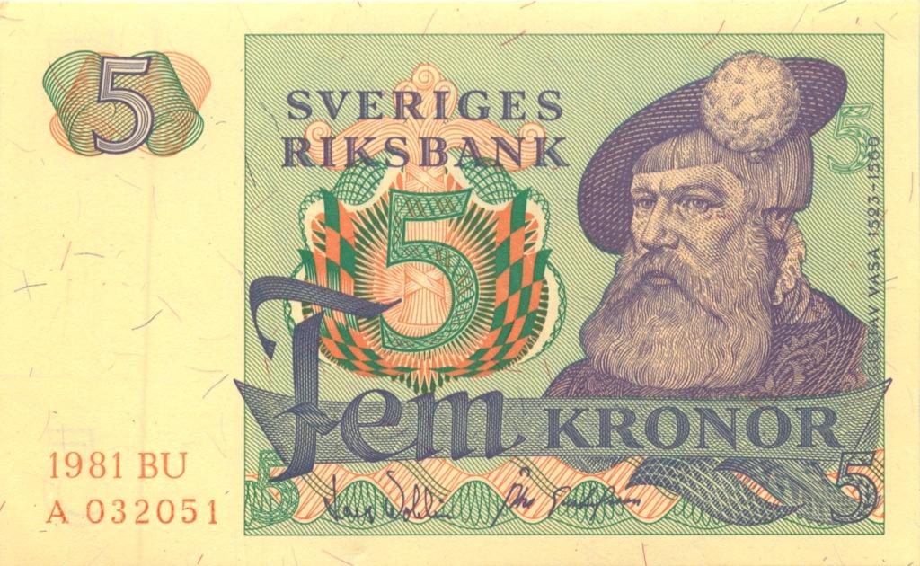 5 крон (Швеция)