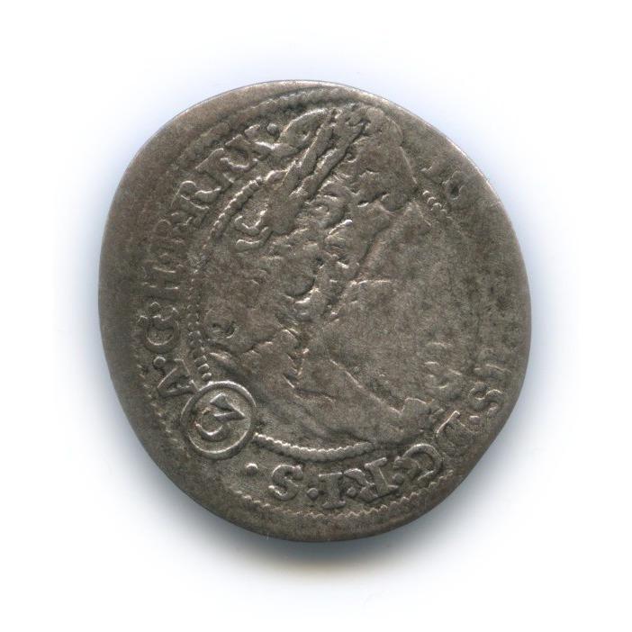 3 крейцера - Иосиф I 1710 года (Австрия)