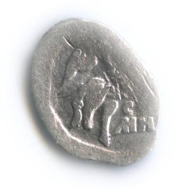 1 копейка - Иван IVГрозный, Псков ГК №93, 1560-е гг.