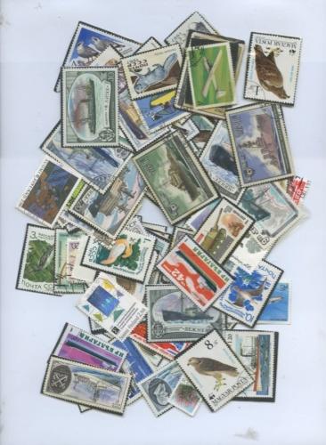 Набор почтовых марок (84 шт.) (СССР)