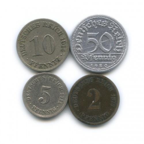 Набор монет (Германия)
