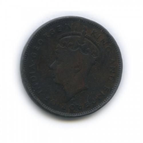 5 центов - Георг VI 1945 года (Маврикий)