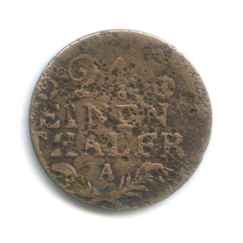 1/24 талера (Пруссия) 1783?
