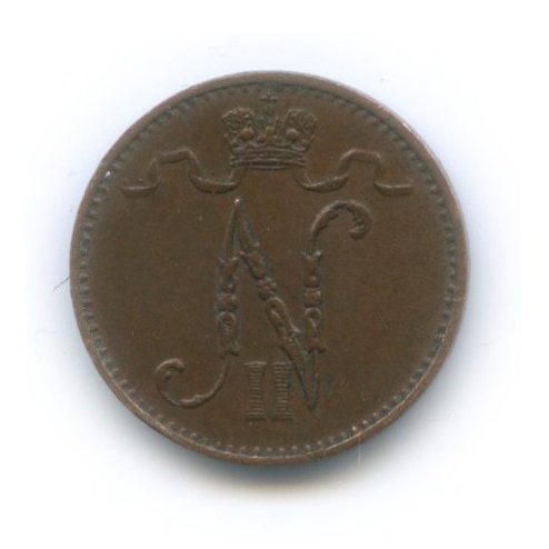1 пенни 1906 года (Российская Империя)