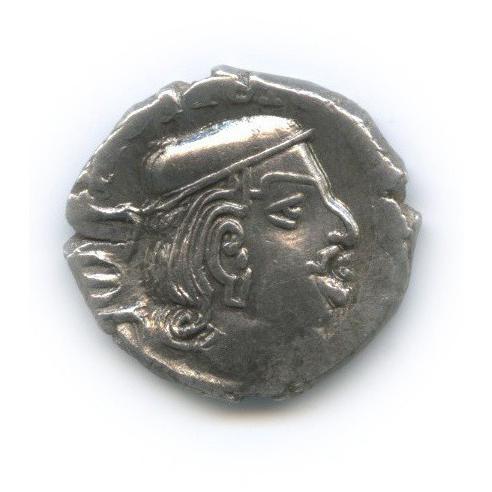 Драхма, Западный Сатрап, 2-4 вв. (Индия)