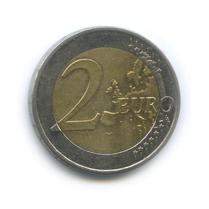 2 евро — 50 лет подписания Римского договора 2007 года G (Германия)