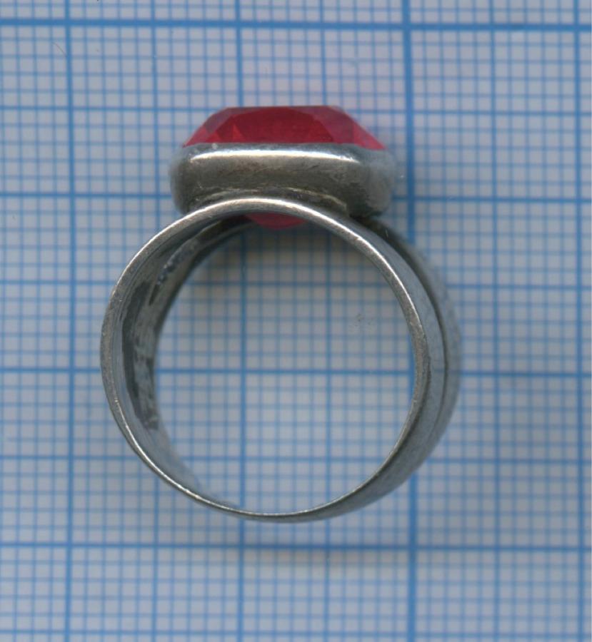 Перстень (серебро 925 пробы)