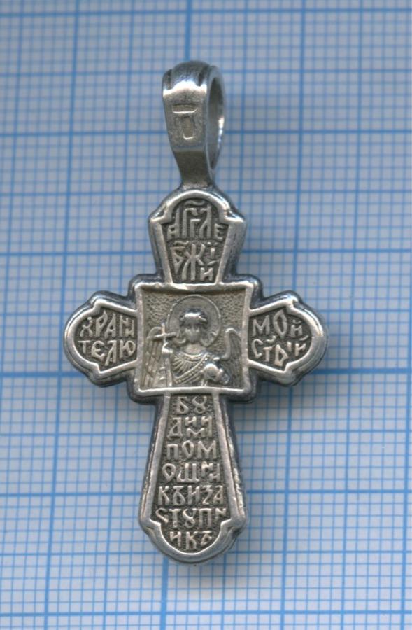 Крестик нательный (925 проба серебра)